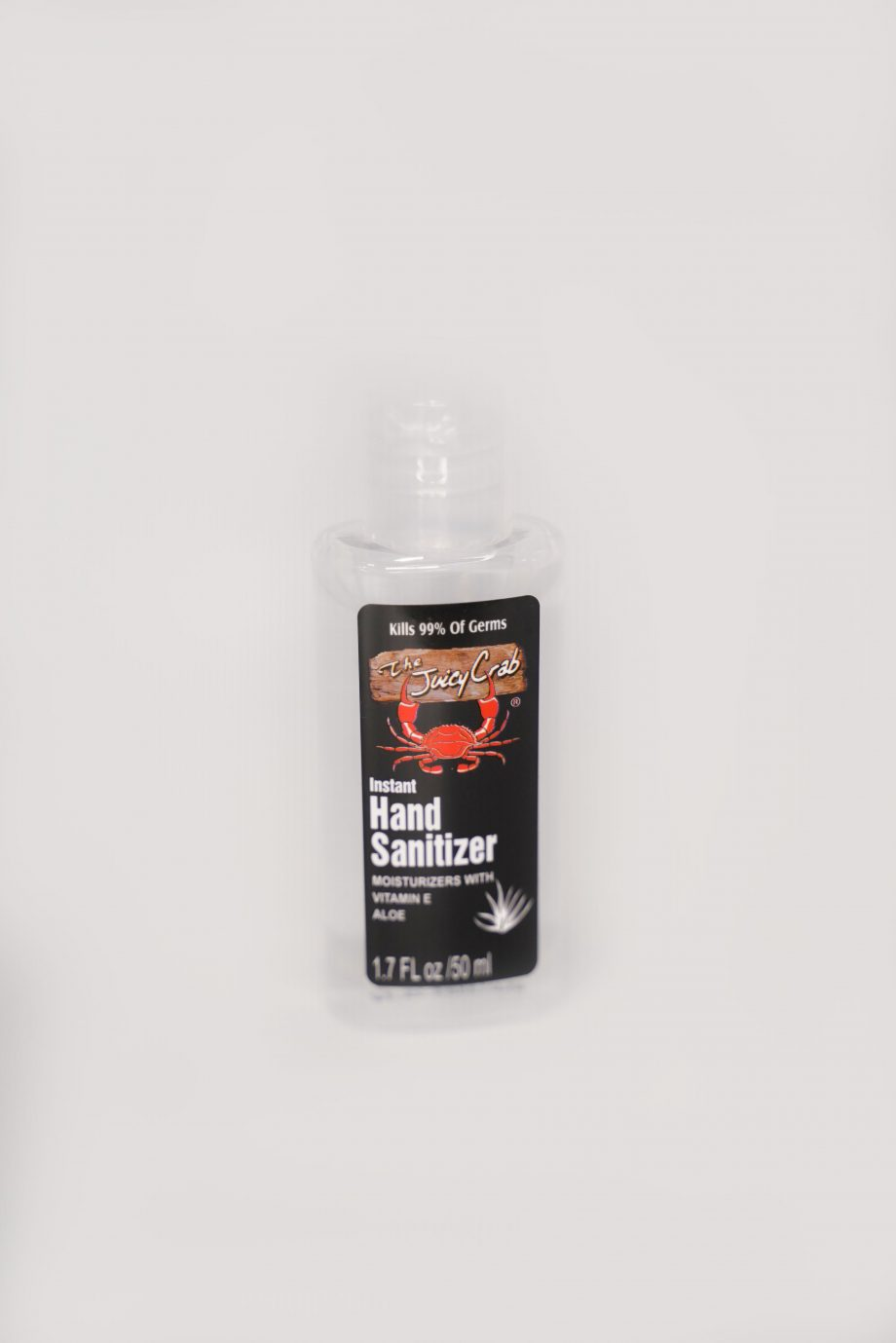aloe vera gel alcohol hand sanitizer