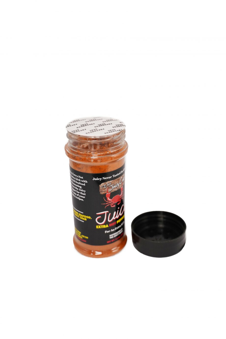 juicy sauce extra hot pepper by the juicy crab